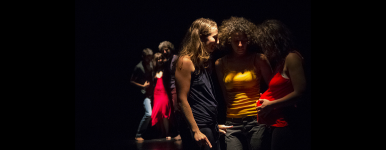 I cinque sensi dell'attore - Teatro del Lemming
